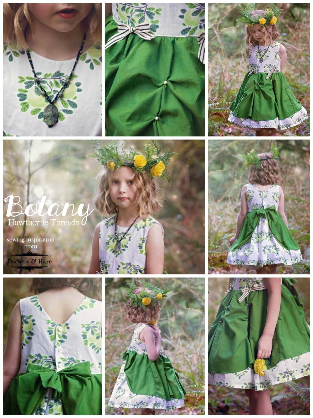 Botany Fabric Project Run and Play