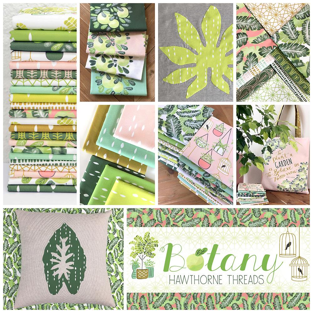 Botany Fabric Poster 1000