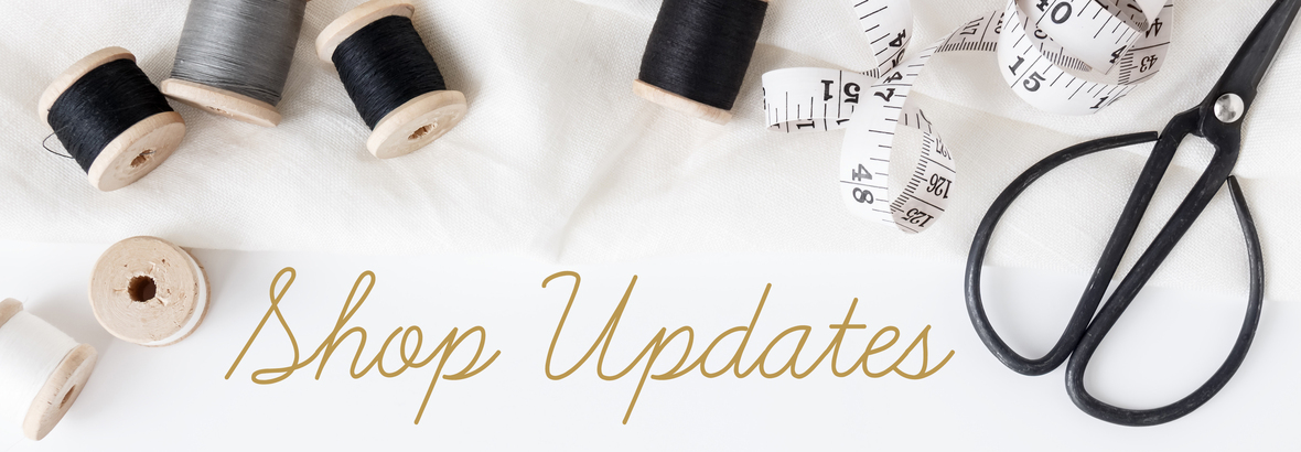 Update Page Banner