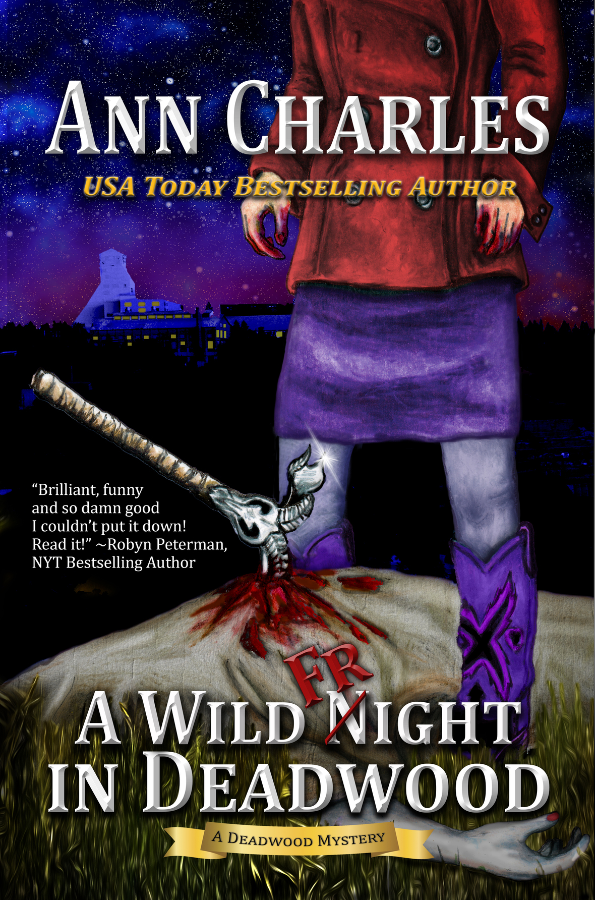 Wild Fright Cover FINAL