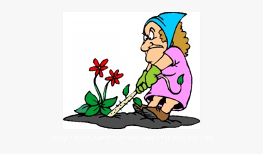 308-3088203 weeds-cliparts-pulling-weeds-clipart