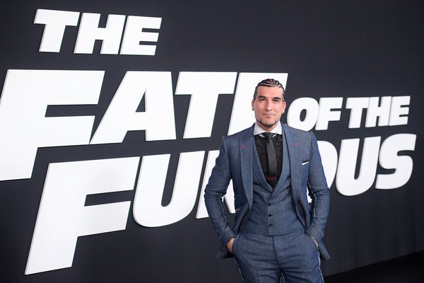 Jos Manuel Pinto Fate Furious New York Premiere dfnuj2gzsq4l-1