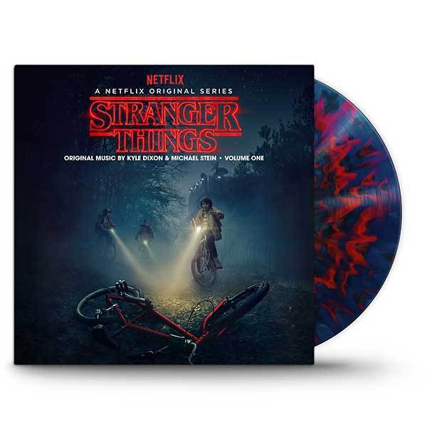 Stranger Things Vinyl Collected-Cover Volume-1 Burst 600