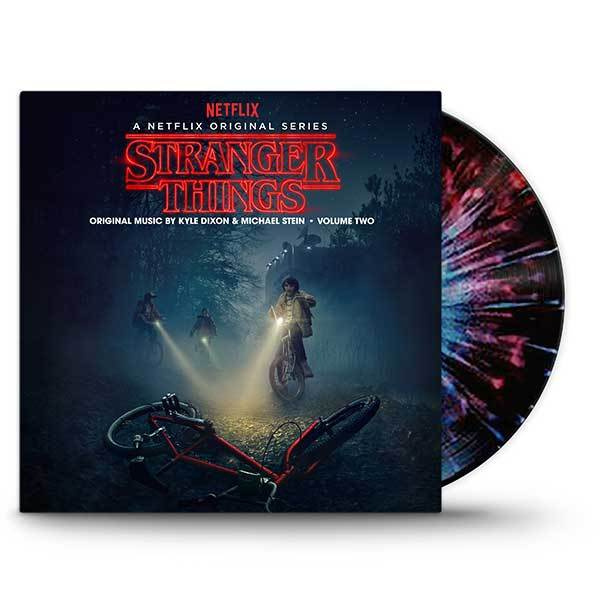 Stranger Things Vinyl Collected-Cover Volume-2 Burst 600