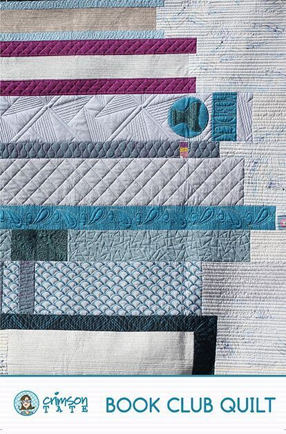 heather givans book club quilt sewing pattern