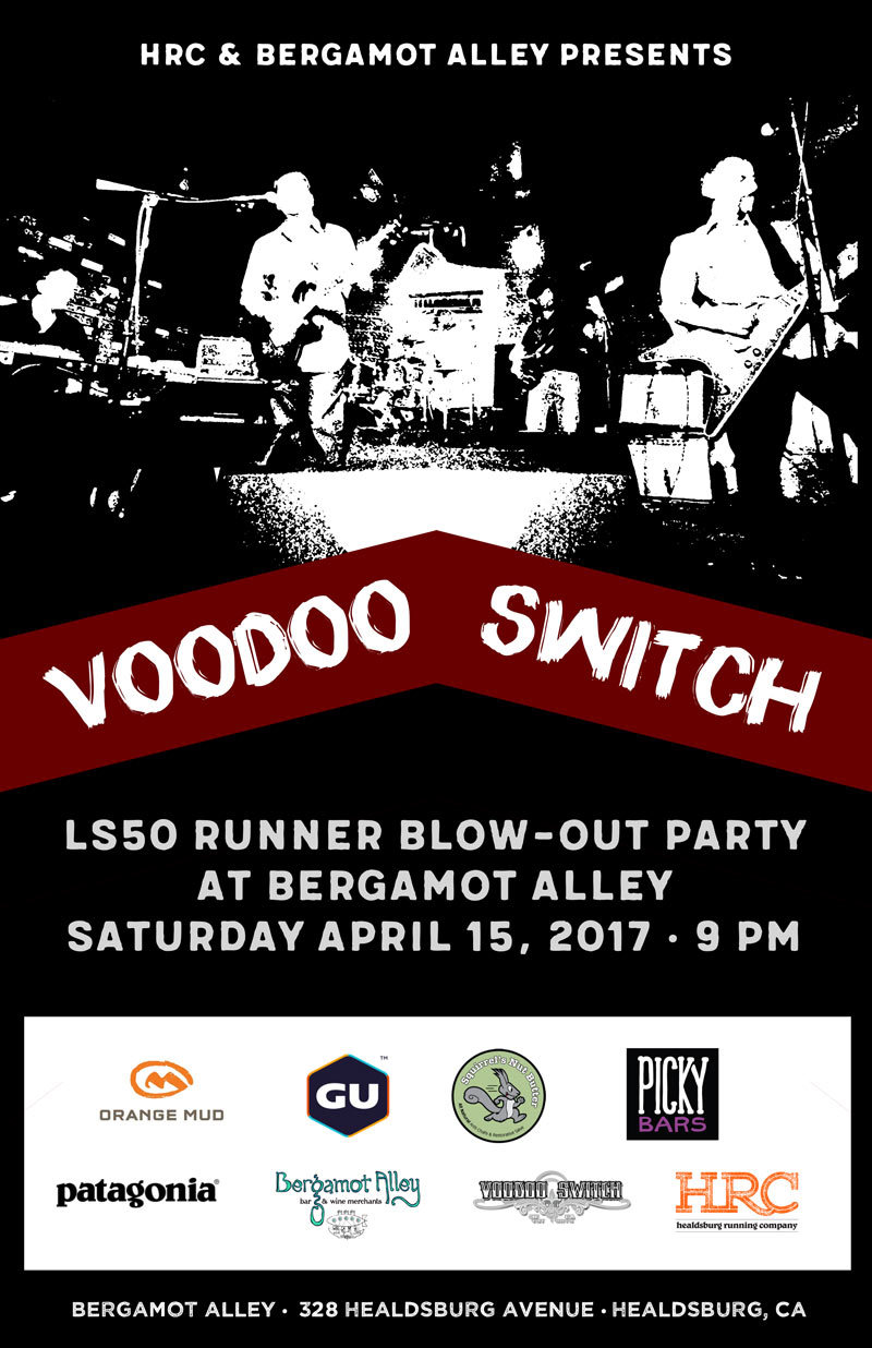 voodoo switch poster
