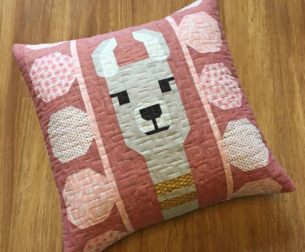 Lloyd   Lola Pillow