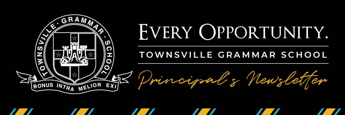TGS TownsvilleGrammar PRINCIPALS Newsletter Headers