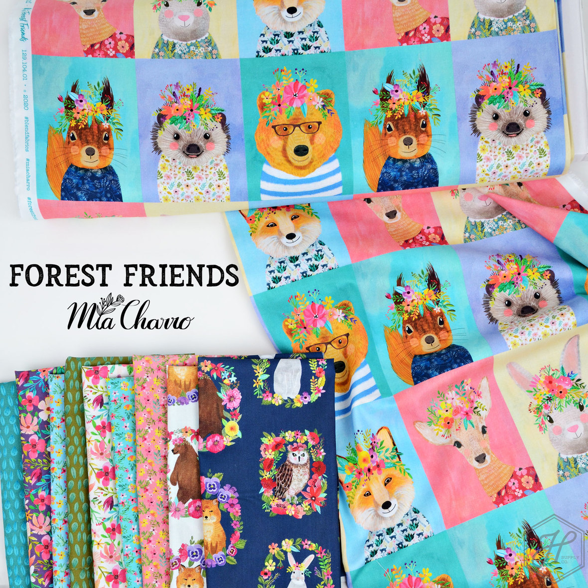 Forest-Friends-Mia-Charro-for-Blend-at-Hawthorne-Supply-Co