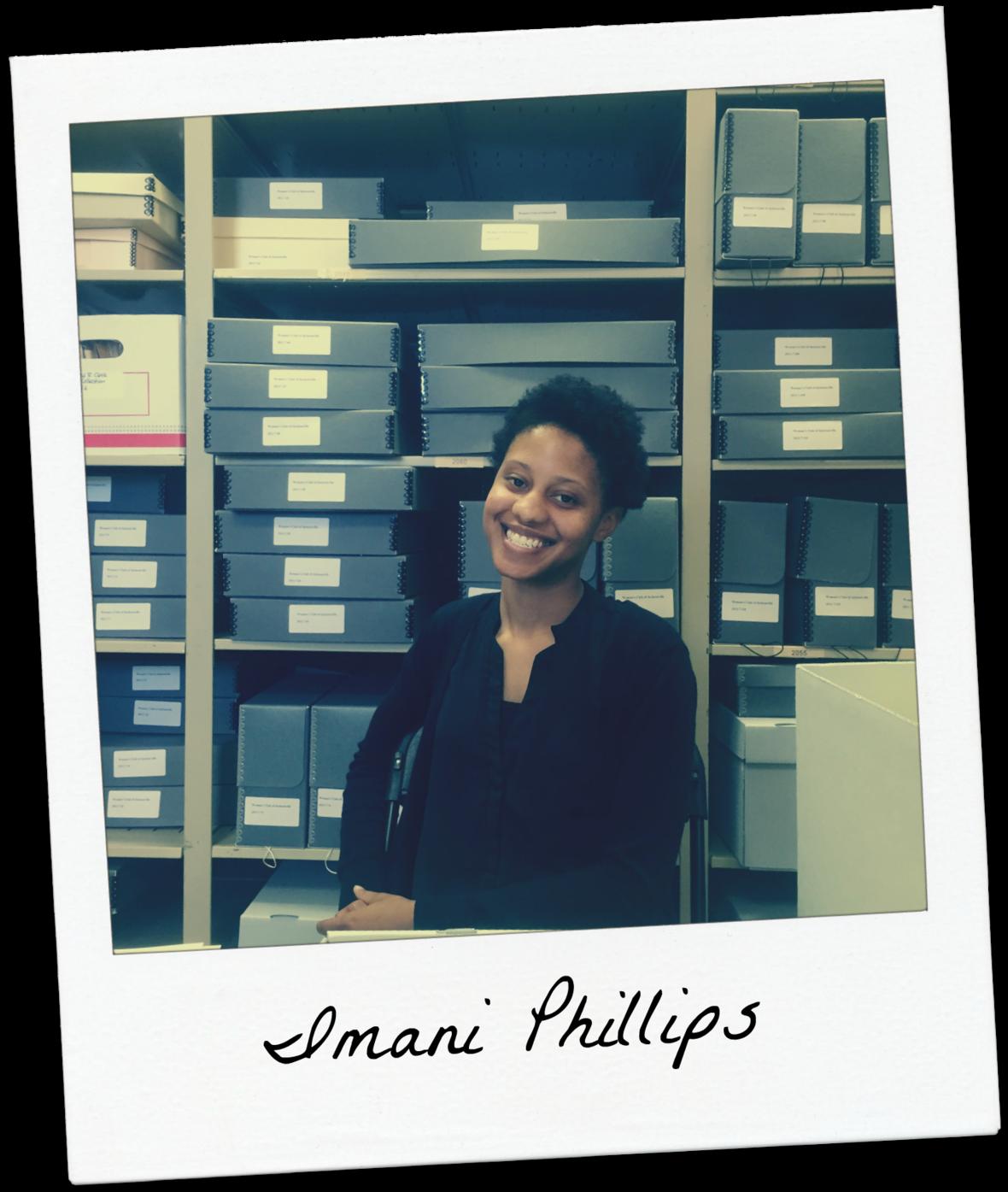 Imani Phillips