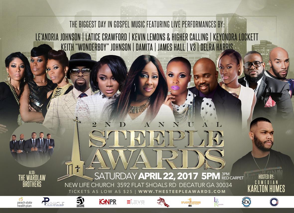 Steeple Awards 2017 Postcard Back 2b