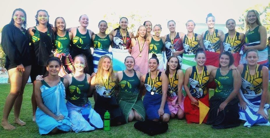 Grand Finals Women Melville-UWCity Beach