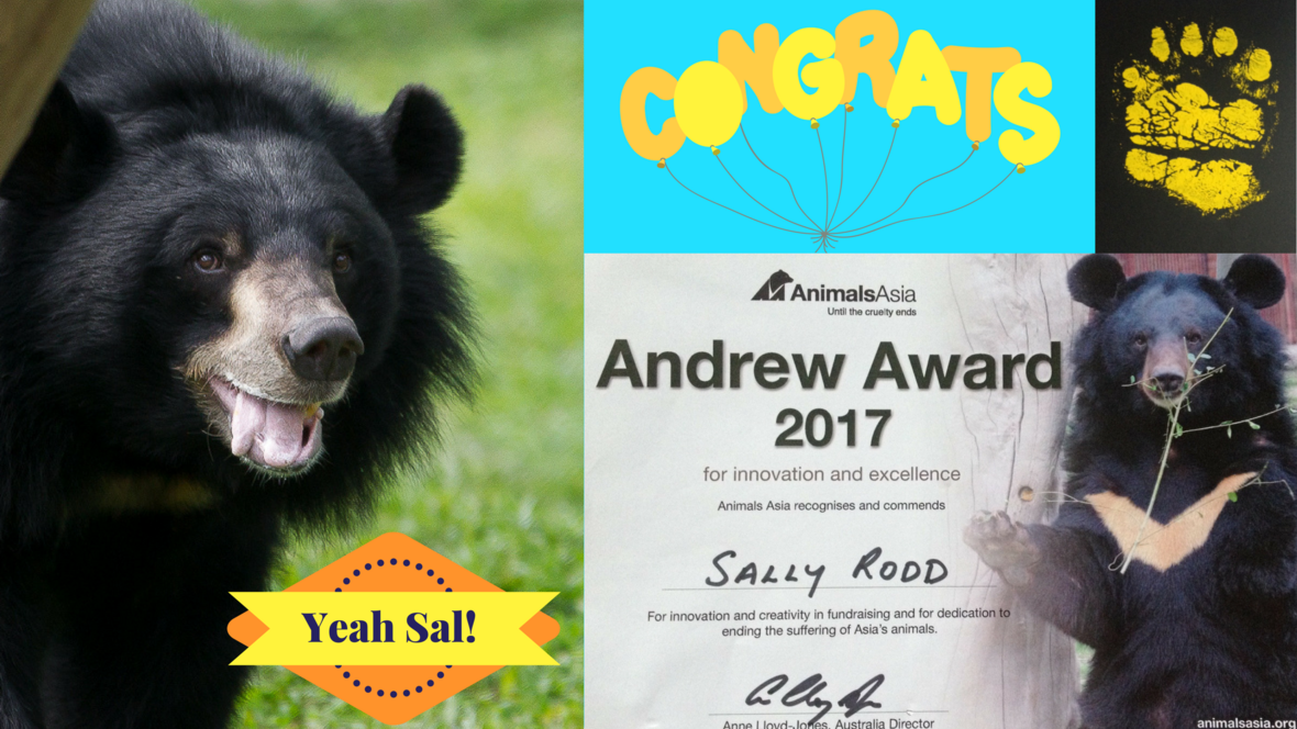 Congrats on Andrew Award-2
