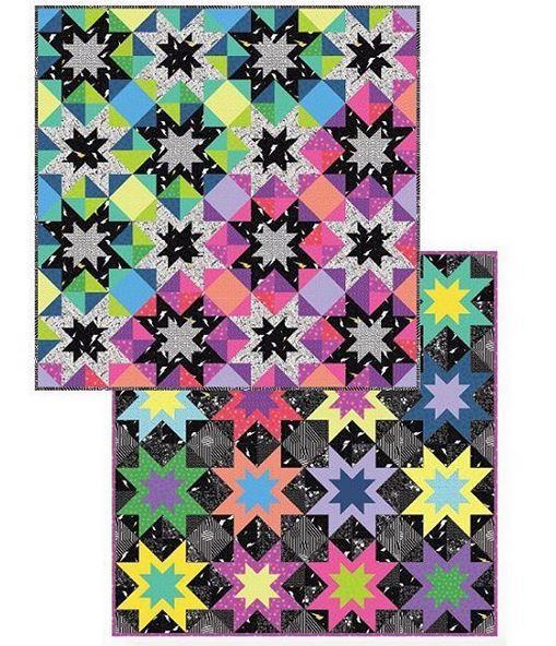 libselliott-instagram4- double trouble quilt pattern
