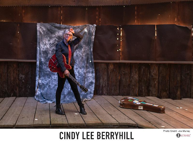 Cindy Lee Berryhill Press Photo by Joe Murray