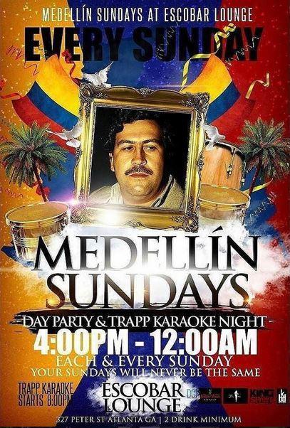 Medellin Sundays