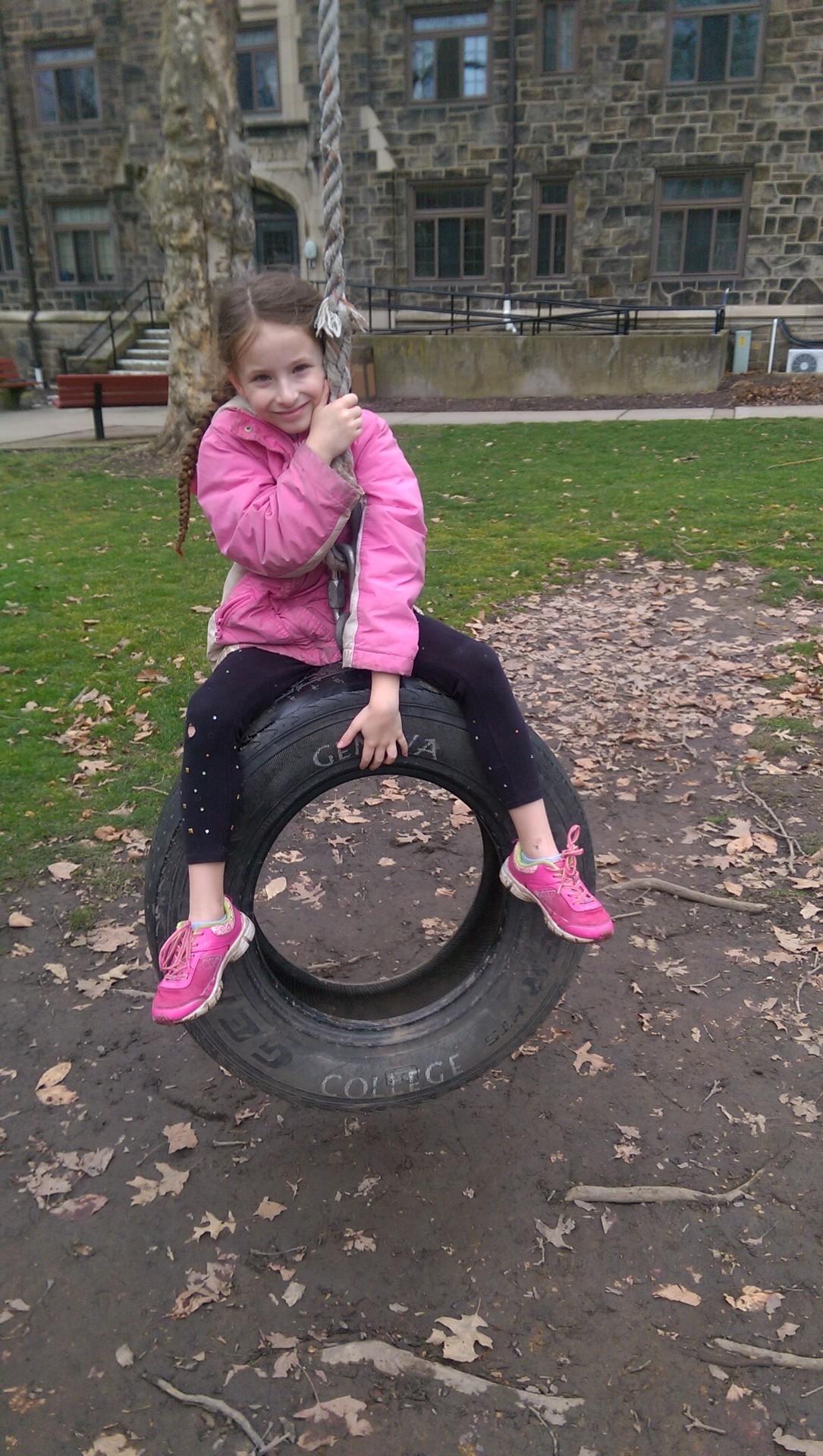 Robyn swing