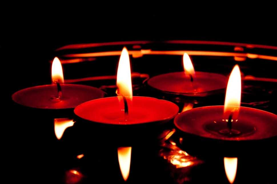 candles-light-flame-candlelight-burn-wallpaper-preview