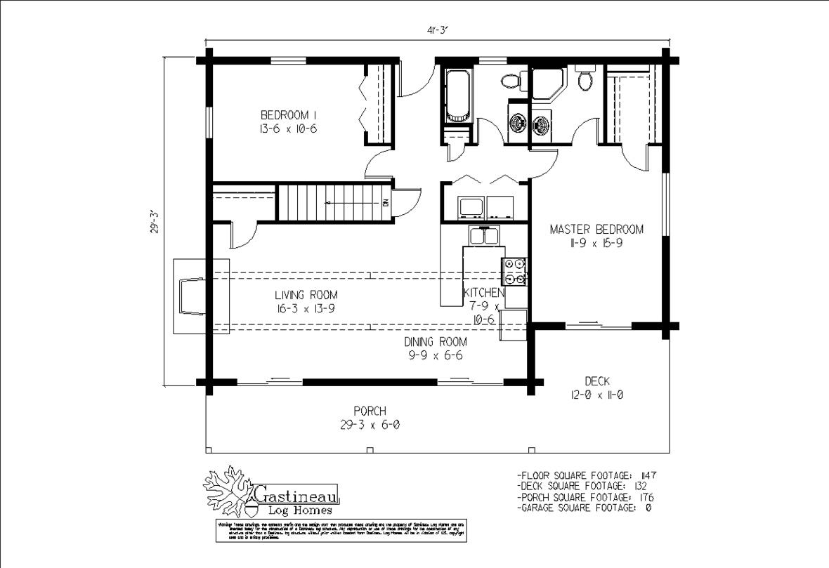 lauderdale first floor plan