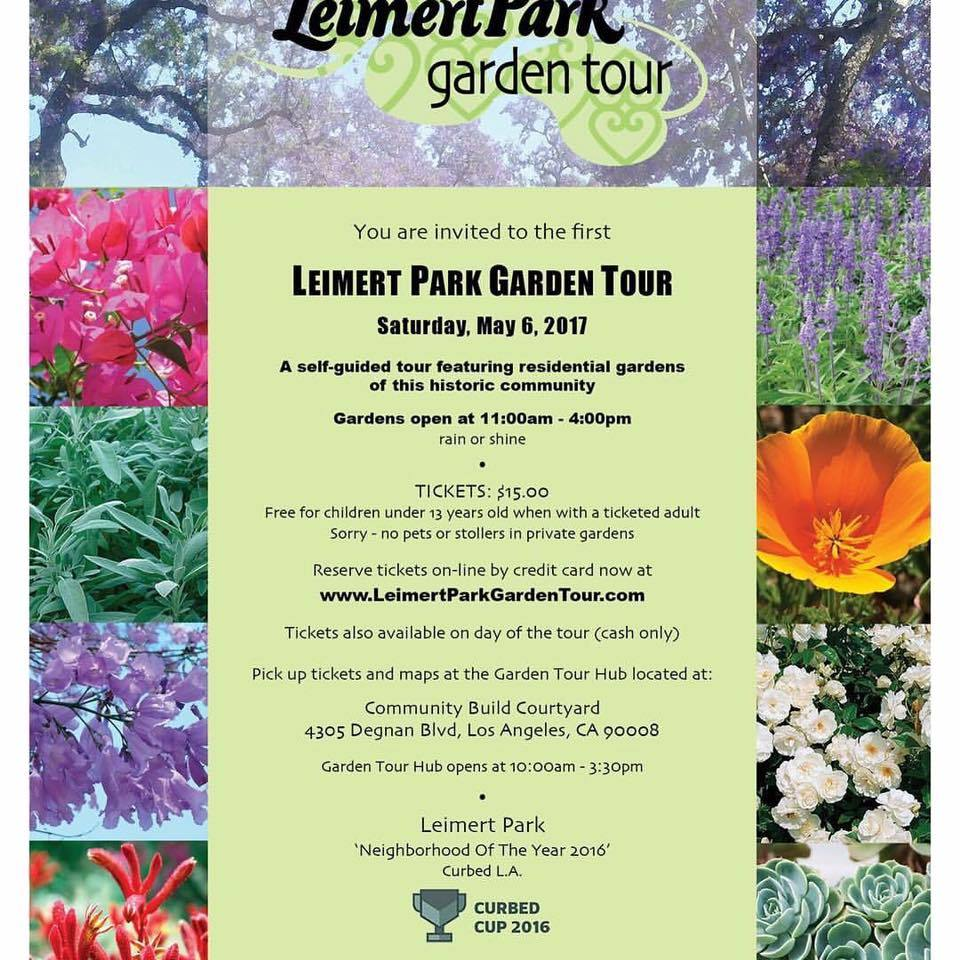 Leimert Park Garden Tour