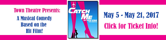 Catch Me If You Can Banner Ad approved ad