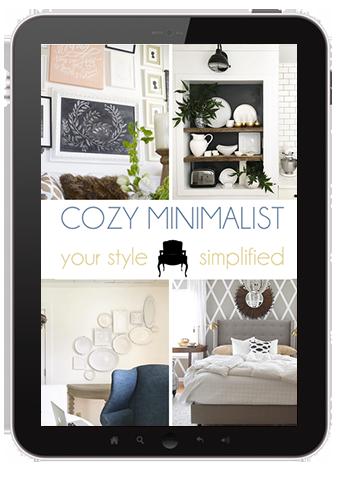 Cozy Minimalist  2x