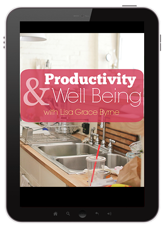 Productivity And Wellbeing Ecourse