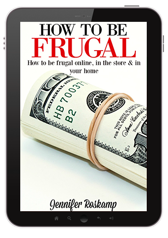 How to Be Frugal  2x