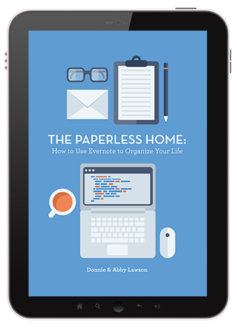 The Paperless Home  2x