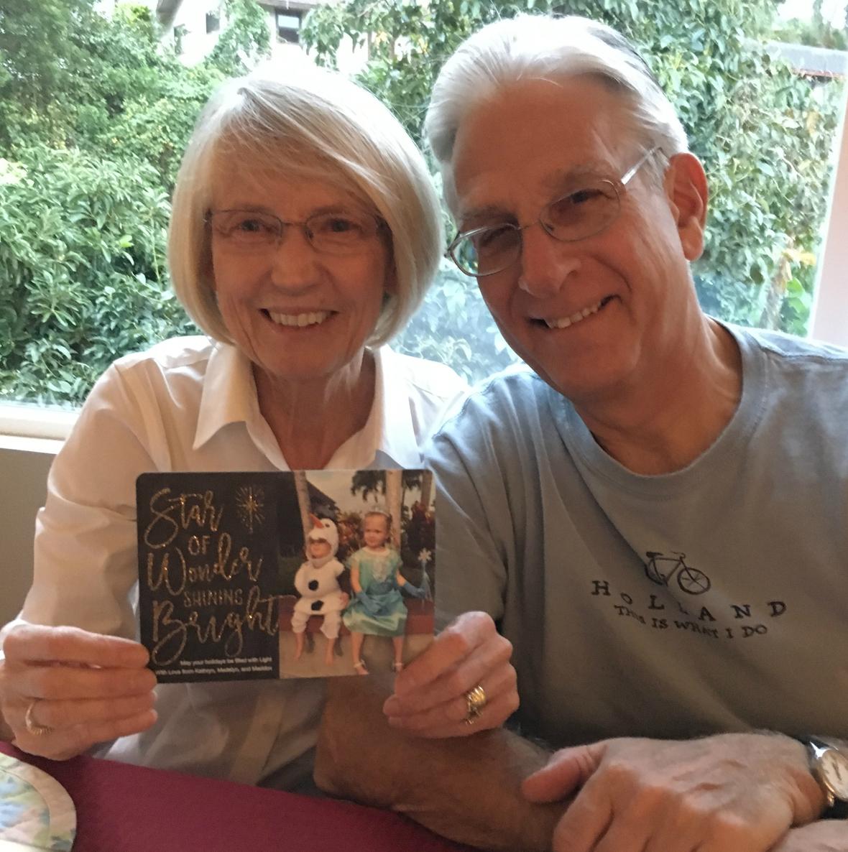 Dr James and Karen Visser pic cropped