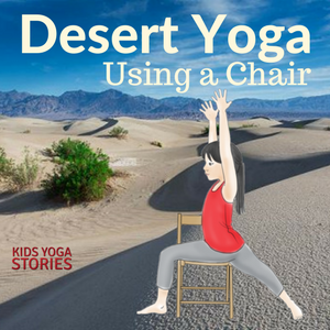 5 Fall Yoga Poses Using A Chair