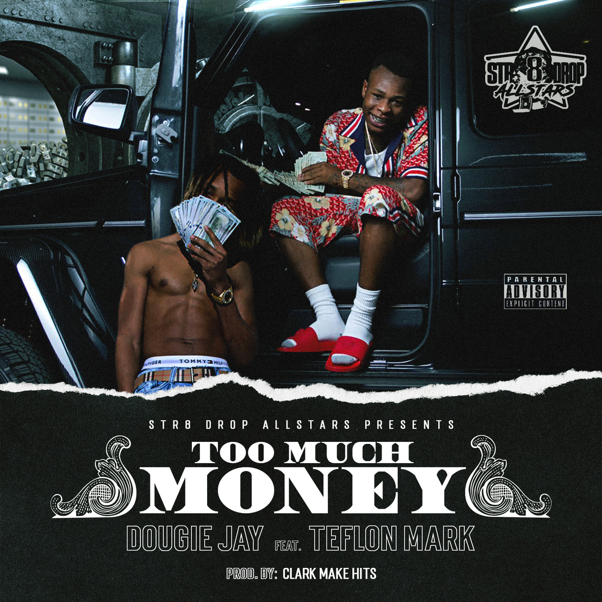 Too Much Money cover