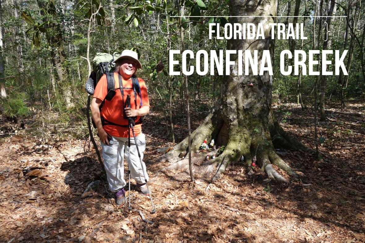 YT Econfina Creek cover