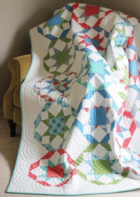 Promanade Quilt in Hazel  Cluck Cluck Sew 2b4677ce-a173-41f6-882a-8d9e586c2894 1024x1024