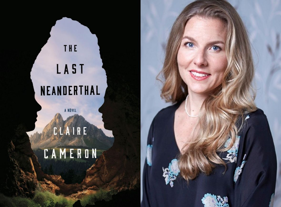 IWH - Claire Cameron - The Last Neanderthal