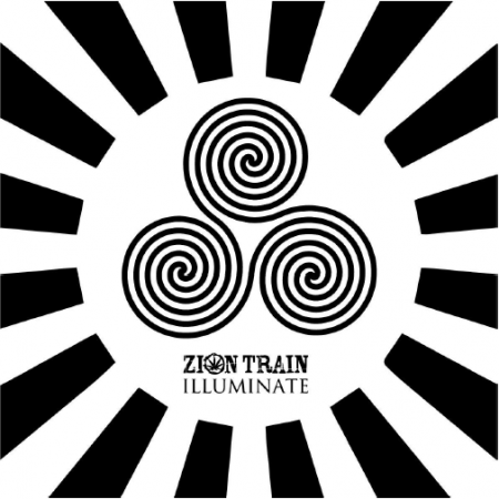 Zion Train - Illuminate - front cover