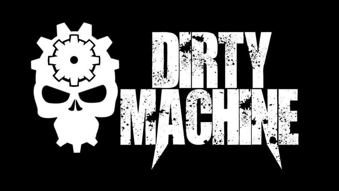 Dirty Machine Logo 2