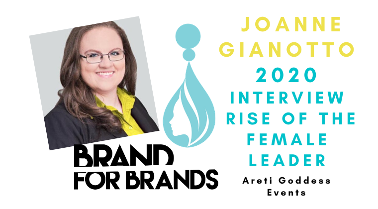JOANNE GIANOTTO INTERVIEW