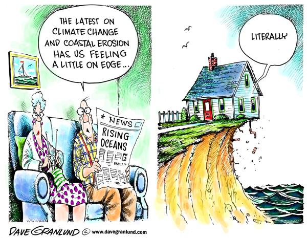 Coastal-erosion