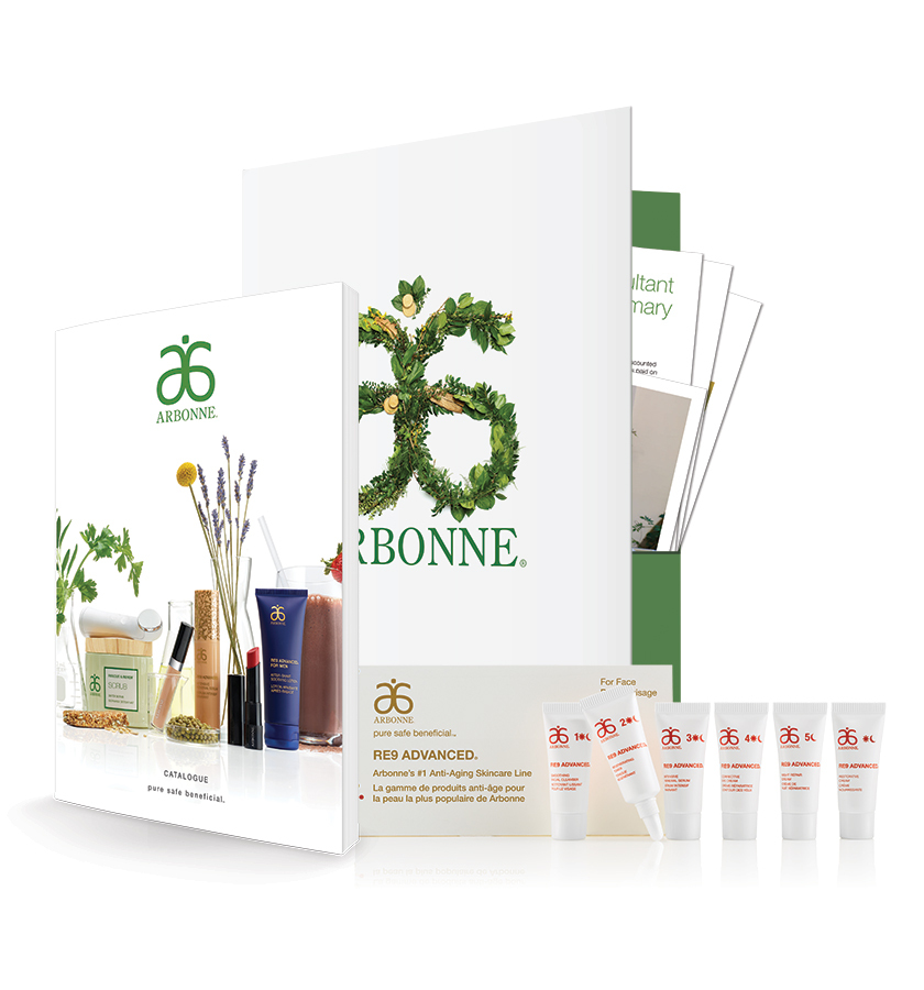 arbonne business plan