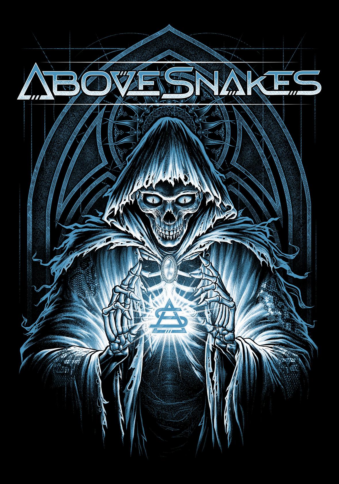 Above Snakes - Master Venom 1500x2137