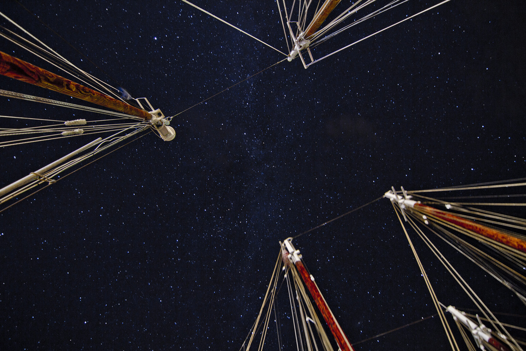 Stars and Spars Diane Dudeck