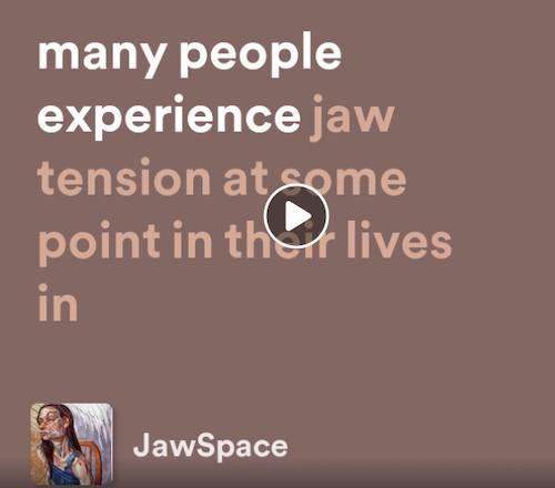 jawspace