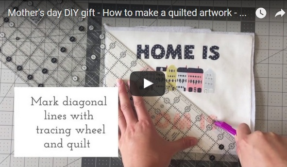 Mother s Day Sewing Project Video