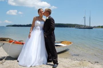 Beach Wedding Joyce Nichols