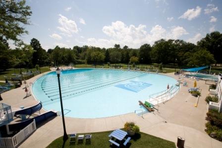 pool resized