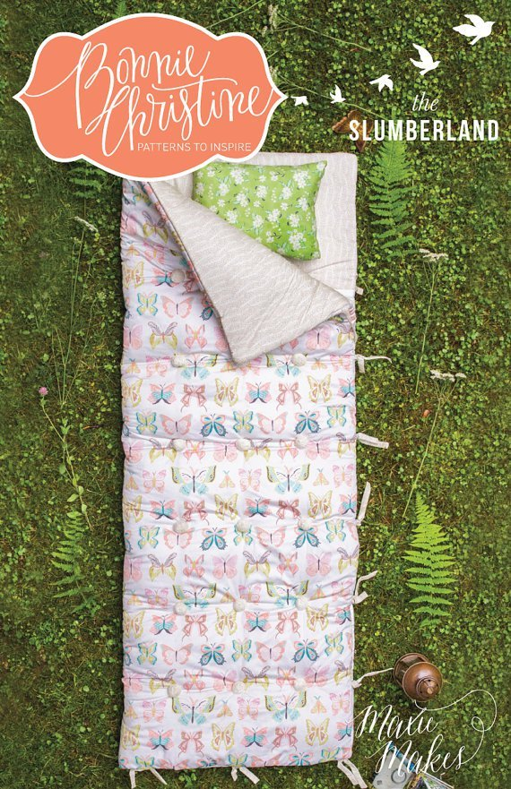 bonnie christine the slumberland sewing pattern