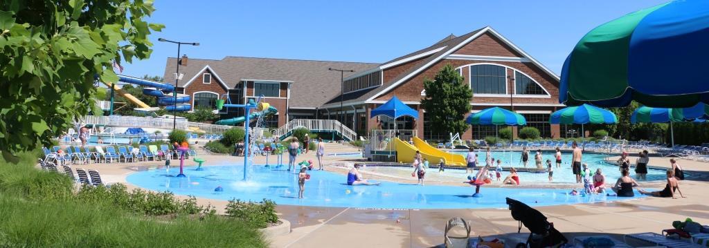 Outdoor Pool website