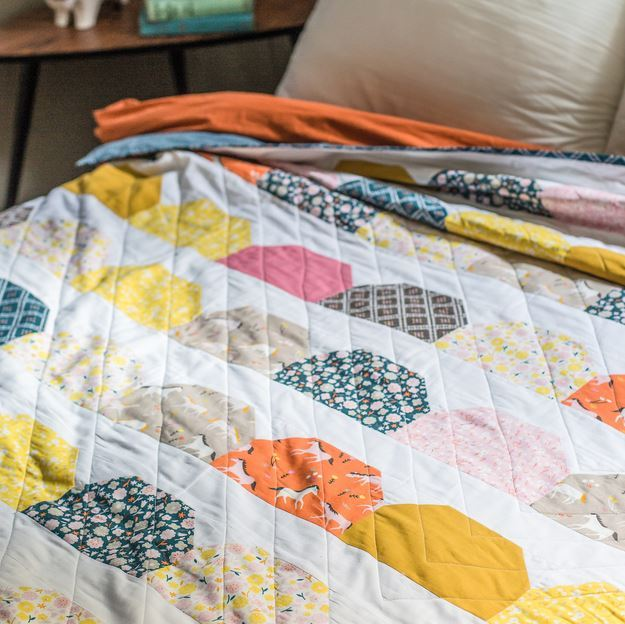 cloud 9 website- hurdles quilt