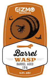barrel wasp